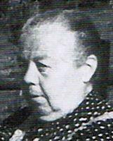 Verheiratet mit <b>Johann Förster</b> (1886-1920 aus Haus 01 in Widdau). - Widdau-FringsGertrud1889-1960ca-Foerster-200